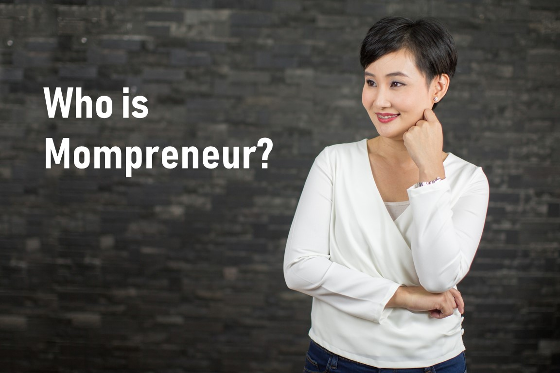 who is mompreneur